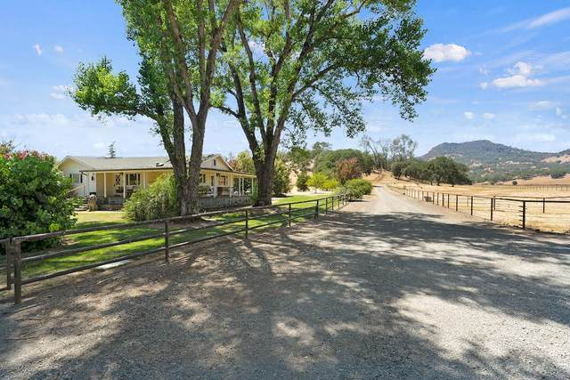 1500 Snell Valley Road, POPE VALLEY, CA 94567 (#ML81853394) :: RE/MAX Accord (DRE# 01491373)
