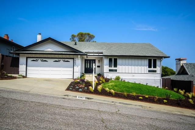 1507 Overland Drive, San Mateo, CA 94403 (#ML81853455) :: Excel Fine Homes