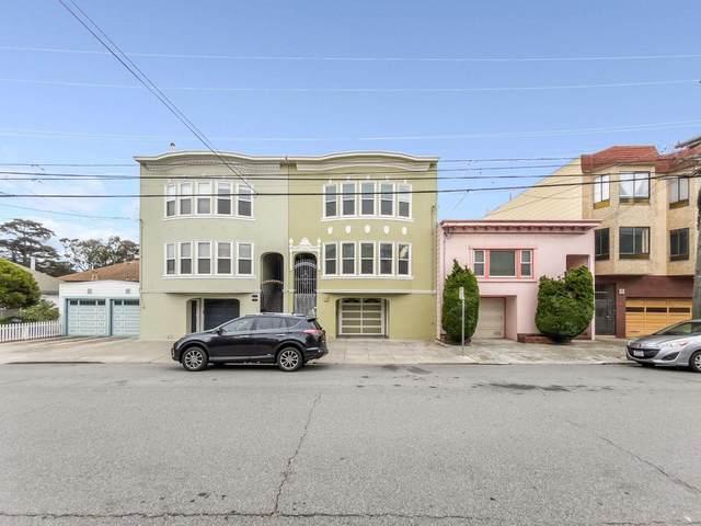 418-420 35th Avenue, San Francisco, CA 94121 (#ML81853579) :: Blue Line Property Group