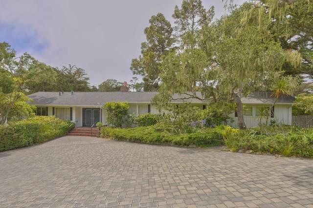 3245 Cabrillo Road, PEBBLE BEACH, CA 93953 (#ML81854071) :: Realty World Property Network