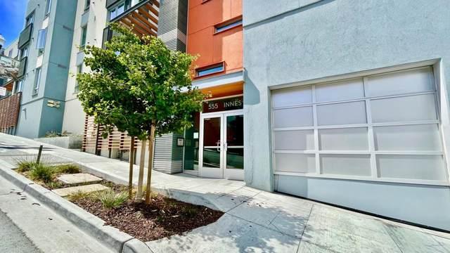 555 Innes Avenue #308, San Francisco, CA 94124 (#ML81854517) :: Excel Fine Homes