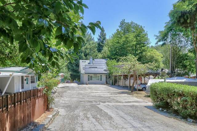 6440 Highway 9, Felton, CA 95018 (#ML81854577) :: The Grubb Company