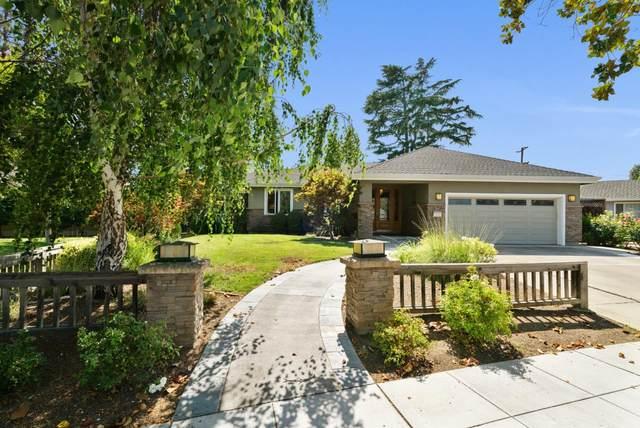 886 Bremerton Drive, Sunnyvale, CA 94087 (#ML81855147) :: Excel Fine Homes