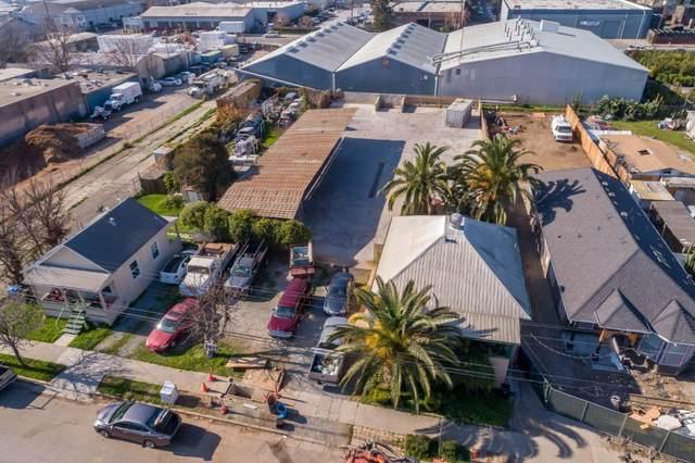 1595 Pomona Avenue, San Jose, CA 95110 (#ML81855180) :: The Grubb Company