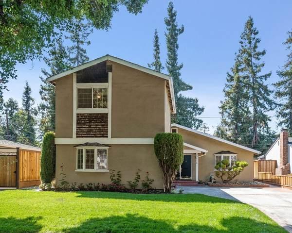 2175 Laurelei Avenue, San Jose, CA 95128 (#ML81855182) :: The Grubb Company