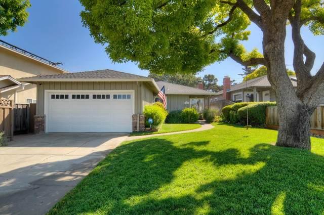 184 Lyndhurst Avenue, San Carlos, CA 94070 (#ML81855185) :: The Grubb Company