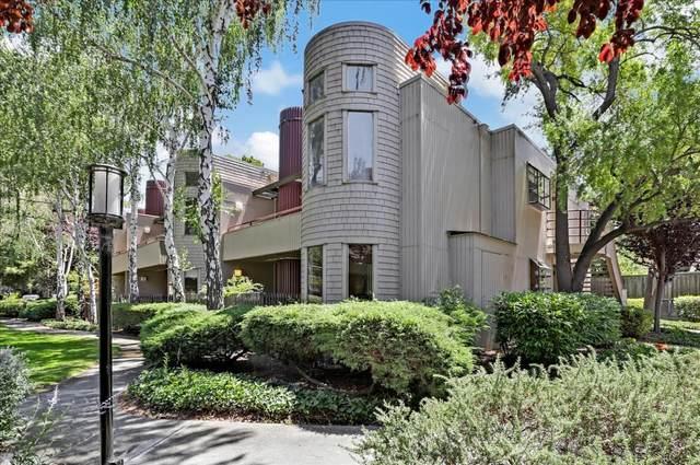 928 Wright Avenue #807, Mountain View, CA 94043 (#ML81855194) :: The Grubb Company