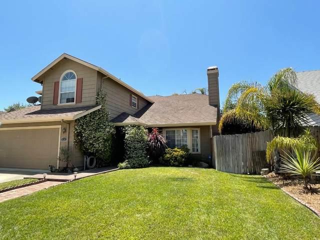 804 Portsmouth Way, Salinas, CA 93906 (#ML81855195) :: The Grubb Company