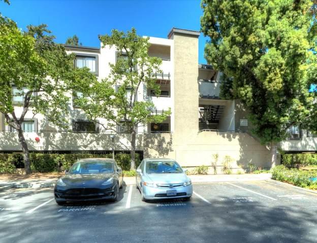 880 E Fremont Avenue #403, Sunnyvale, CA 94087 (#ML81855259) :: The Grubb Company
