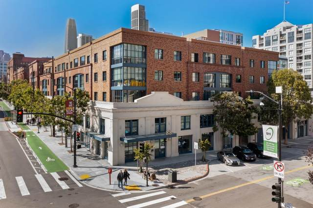 88 Townsend Street #319, San Francisco, CA 94107 (#ML81855394) :: Sereno
