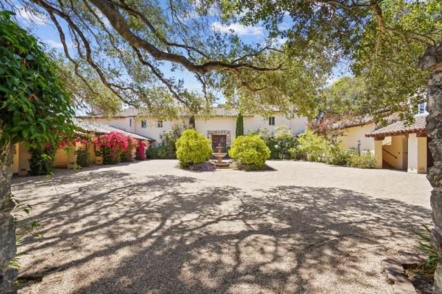 1320 Marlborough Road, Hillsborough, CA 94010 (#ML81855453) :: Realty World Property Network