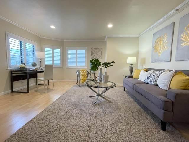 320 Peninsula Avenue #318, San Mateo, CA 94401 (#ML81855550) :: Excel Fine Homes