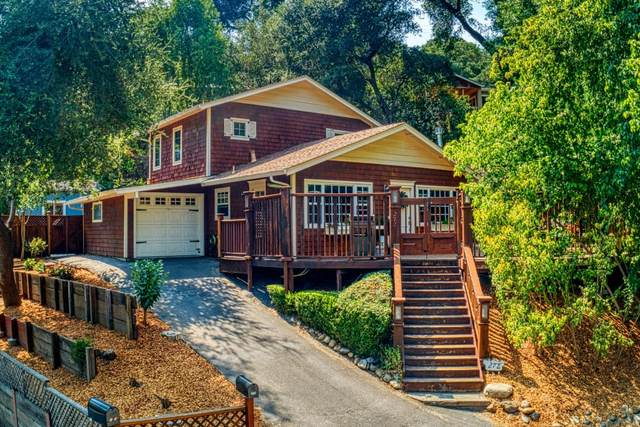 272 Hart Lane, Ben Lomond, CA 95005 (#ML81855561) :: Excel Fine Homes