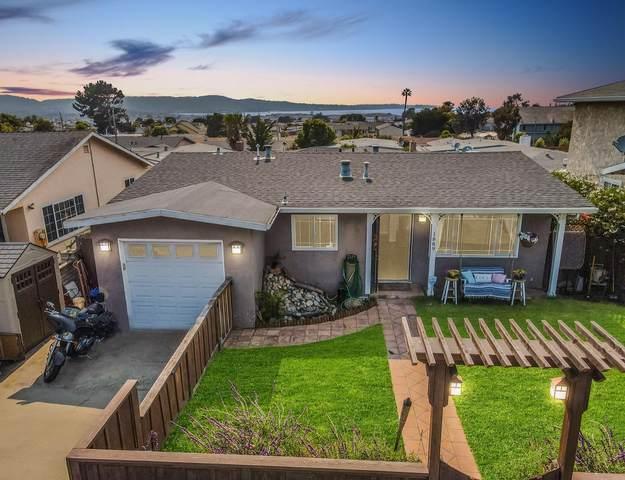 1889 Highland Street, Seaside, CA 93955 (#ML81855587) :: Excel Fine Homes