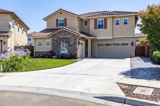 8 Piazza Circle, Salinas, CA 93905 (#ML81855620) :: Excel Fine Homes