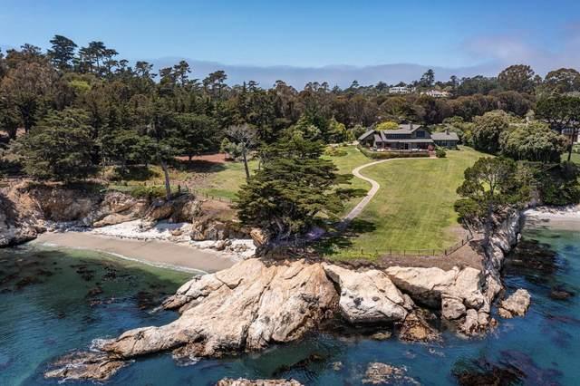 3292 17 Mile Drive, PEBBLE BEACH, CA 93953 (#ML81855697) :: Realty World Property Network