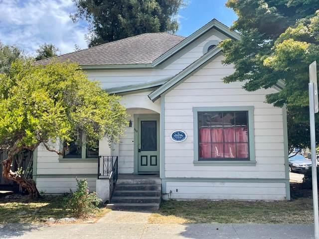 329 Lincoln Street, Santa Cruz, CA 95060 (#ML81856001) :: Sereno