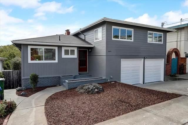 2023 Mira Vista Drive, El Cerrito, CA 94530 (#ML81856025) :: MPT Property