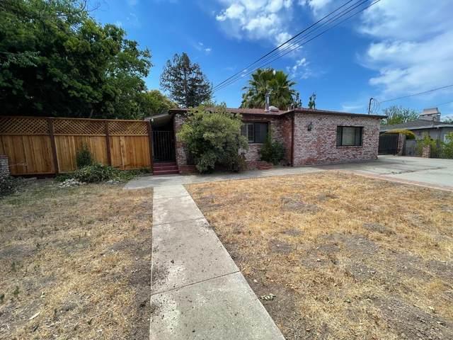 13267 Mcculloch Avenue, Saratoga, CA 95070 (#ML81856090) :: Armario Homes Real Estate Team