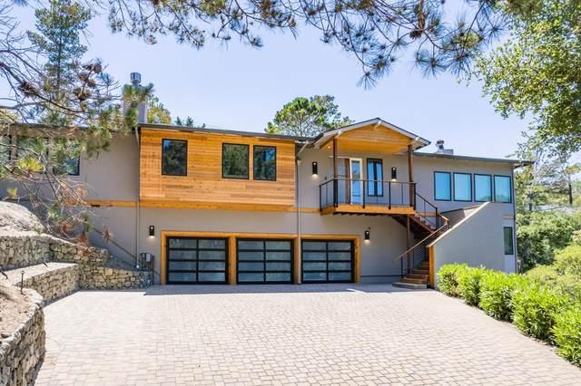 105 Glengarry Way, Hillsborough, CA 94010 (#ML81856139) :: Realty World Property Network
