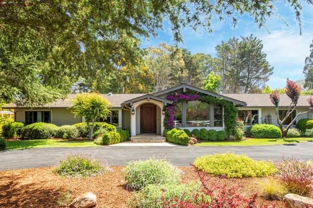 27209 Prado Del Sol, Carmel, CA 93923 (#ML81856338) :: Swanson Real Estate Team | Keller Williams Tri-Valley Realty