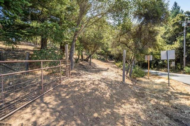 00 Felton Empire Road, Santa Cruz, CA 95060 (#ML81856345) :: Swanson Real Estate Team | Keller Williams Tri-Valley Realty