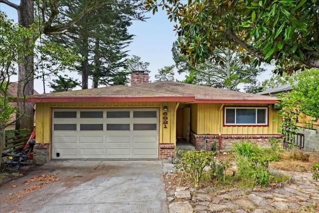 6821 Ridgewood Drive, Oakland, CA 94611 (#ML81856384) :: MPT Property