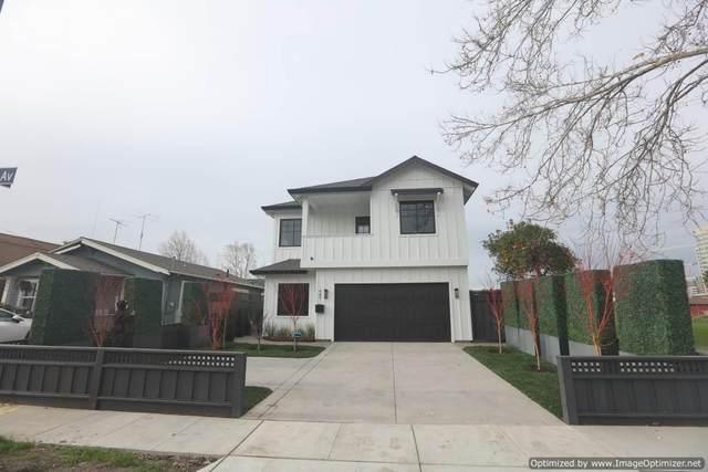 445 Auzerais Avenue, San Jose, CA 95126 (#ML81856386) :: Sereno
