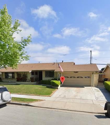134 Chaucer Drive, Salinas, CA 93901 (#ML81856388) :: Sereno