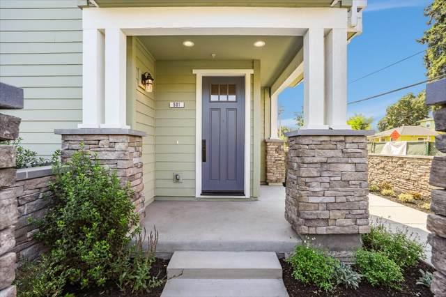 501 Cleveland St., Redwood City, CA 94062 (#ML81856589) :: The Grubb Company
