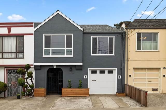 2174 44th Avenue, San Francisco, CA 94116 (#ML81856662) :: Excel Fine Homes