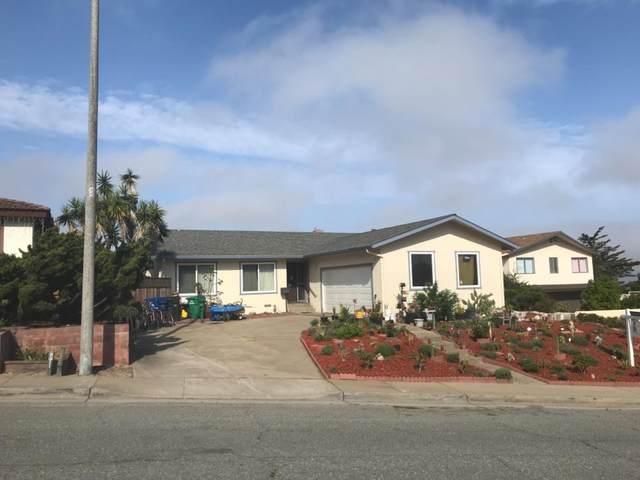 1375 Mescal Street, Seaside, CA 93955 (#ML81856840) :: Excel Fine Homes