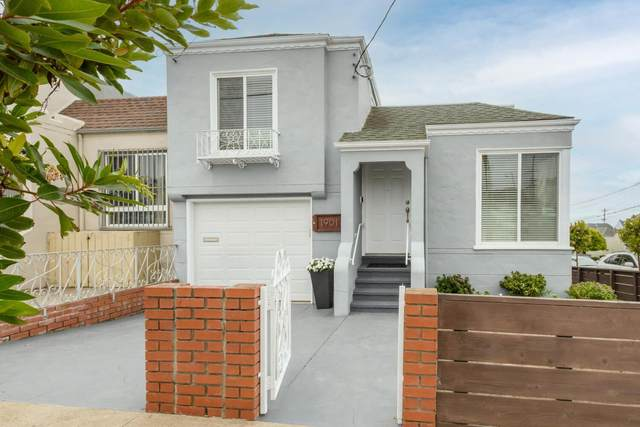 1901 32nd Avenue, San Francisco, CA 94116 (#ML81857151) :: Realty World Property Network