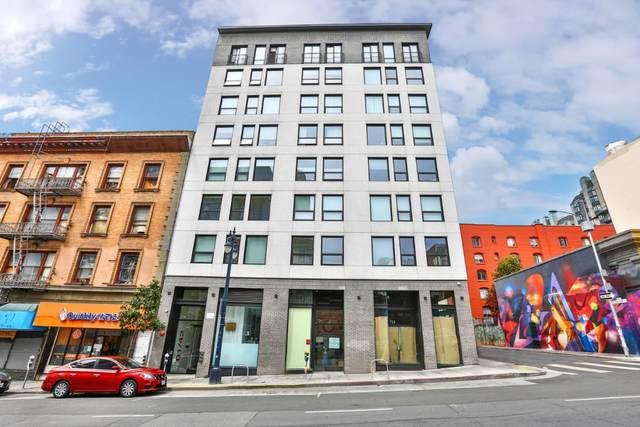 719 Larkin Street #203, San Francisco, CA 94109 (MLS #ML81857386) :: Jimmy Castro Real Estate Group