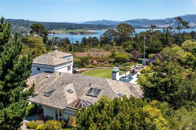 1471 Padre Lane, PEBBLE BEACH, CA 93953 (#ML81857561) :: Realty World Property Network