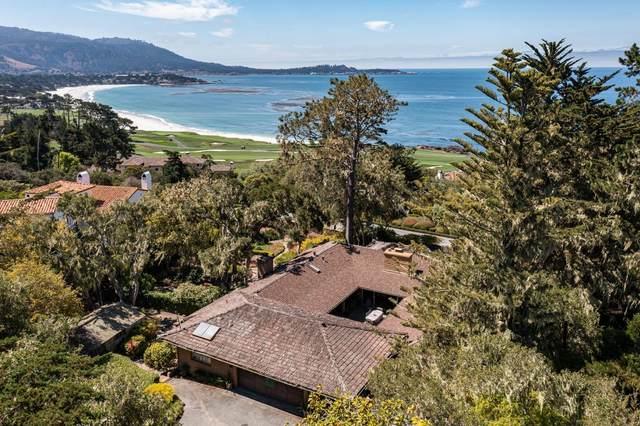 1684 Crespi Lane, PEBBLE BEACH, CA 93953 (#ML81858254) :: Realty World Property Network