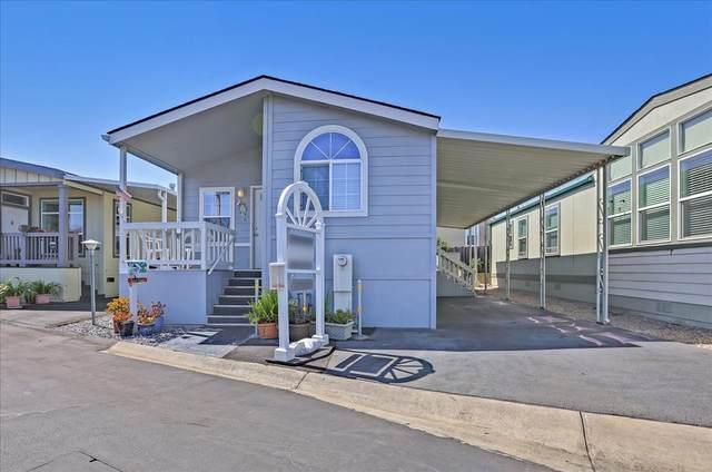 325 Sylvan Avenue #12, Mountain View, CA 94041 (#ML81858516) :: The Grubb Company