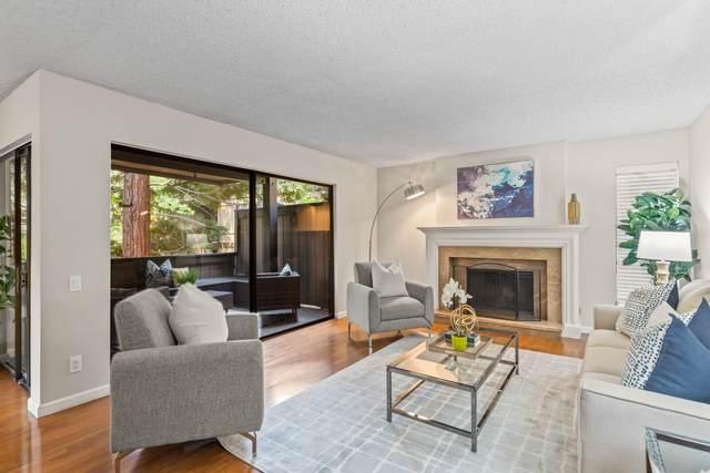 3324 Brittan Avenue #1, San Carlos, CA 94070 (#ML81859296) :: Blue Line Property Group