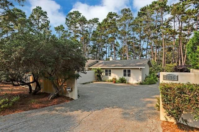 1275 Cantera Court, PEBBLE BEACH, CA 93953 (#ML81859344) :: MPT Property
