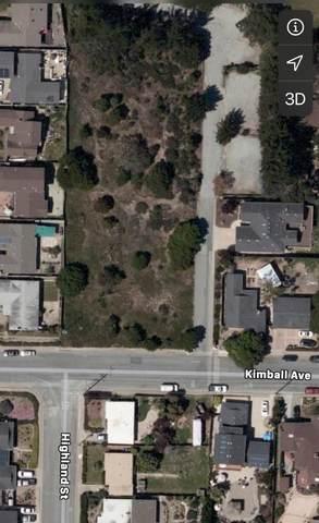 0 Kimball Avenue, Seaside, CA 93955 (#ML81859475) :: The Venema Homes Team