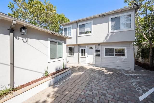 518 Cedar Street, Redwood City, CA 94063 (#ML81859633) :: Realty World Property Network