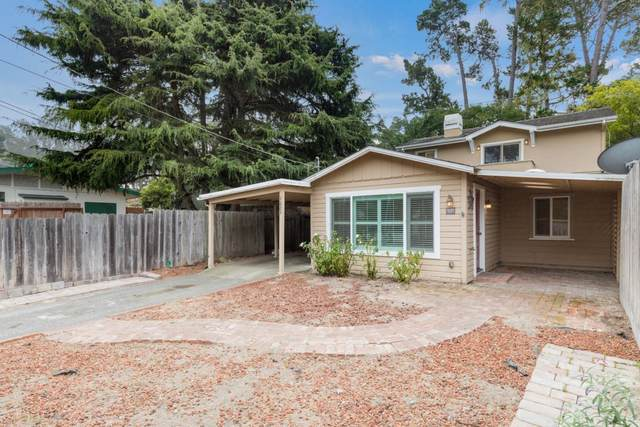 1025 Austin Avenue, Pacific Grove, CA 93950 (#ML81859726) :: Realty World Property Network