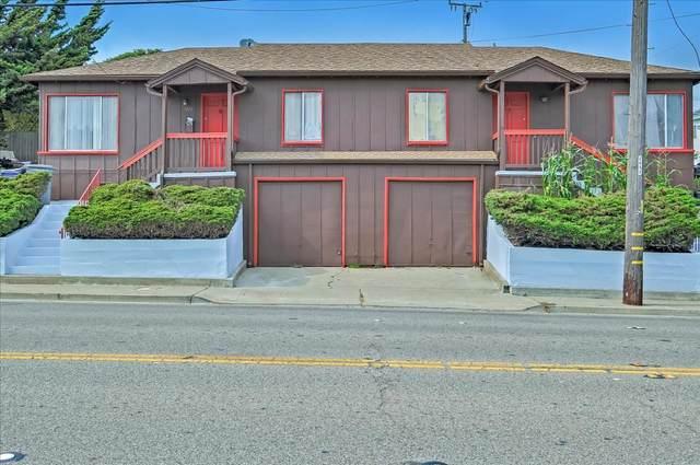 5531 Central Avenue, El Cerrito, CA 94530 (#ML81859822) :: Realty World Property Network