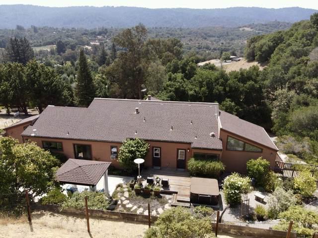 799 Glencrag Way, Woodside, CA 94062 (MLS #ML81860017) :: 3 Step Realty Group