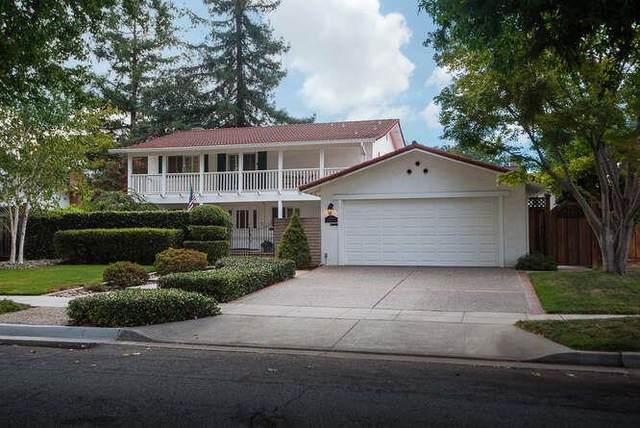 1866 Kirkmont Drive, San Jose, CA 95124 (#ML81860122) :: The Venema Homes Team