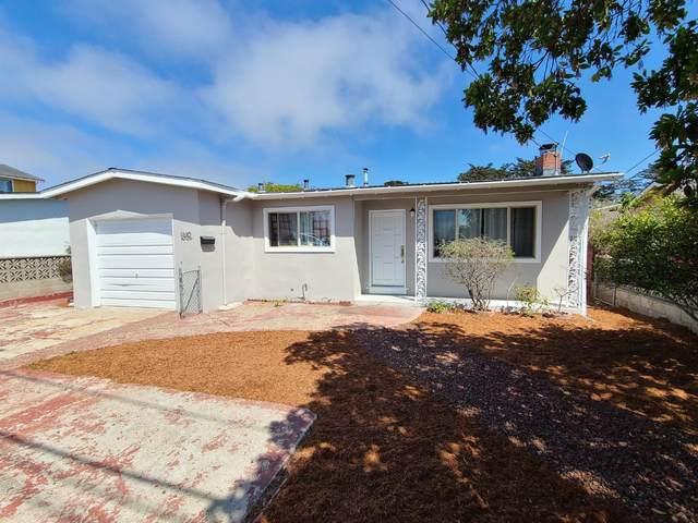 1852 Laguna Street, Seaside, CA 93955 (#ML81860407) :: Blue Line Property Group