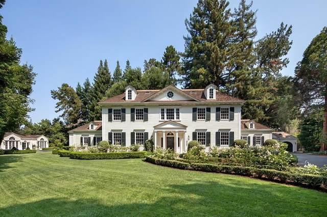 48 Patricia Drive, Atherton, CA 94027 (#ML81860524) :: Swanson Real Estate Team | Keller Williams Tri-Valley Realty
