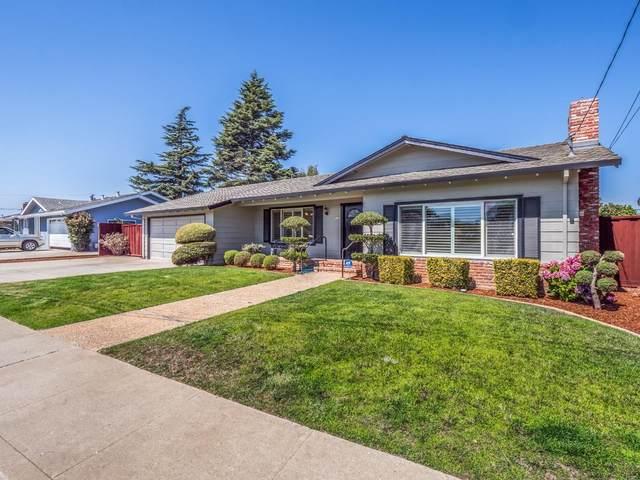 240 Briarwood Drive, WATSONVILLE, CA 95076 (#ML81860592) :: Realty World Property Network