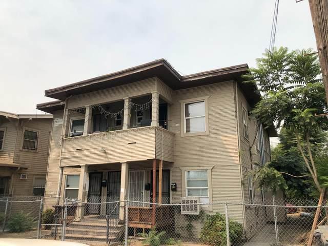 729 N Sutter Street, Stockton, CA 95202 (#ML81860616) :: Swanson Real Estate Team | Keller Williams Tri-Valley Realty