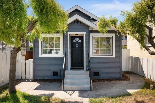 409 San Anselmo Avenue North Avenue, San Bruno, CA 94066 (#ML81860851) :: The Grubb Company